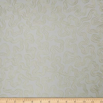 Fabricut Filter Waves Ivory
