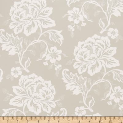French General Gabrielle Wallpaper Hemp (Double Roll)