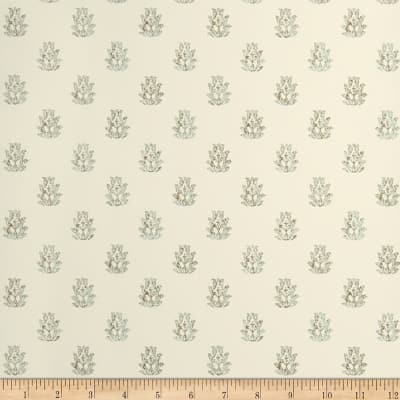 Fabricut Gifford Wallpaper Aqua (Double Roll)