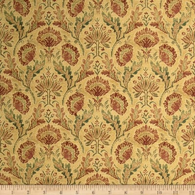 Fabricut Guilford Wallpaper Amber (Double Roll)