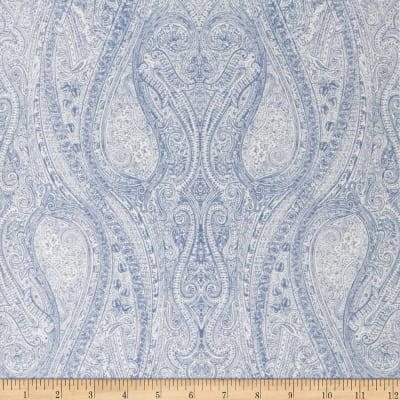 Fabricut Henshawe Nonwoven Wallpaper Blue (Double Roll)