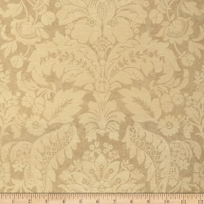 Fabricut Hoskins Wallpaper Pewter (Double Roll)