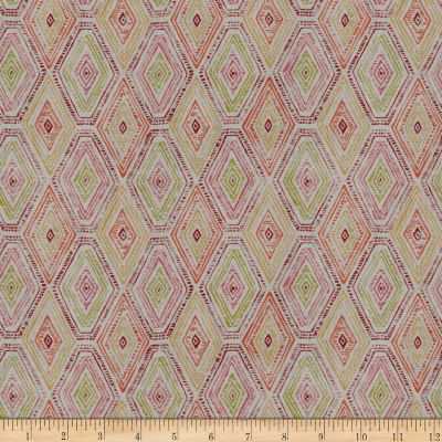 Fabricut Ingenue Diamond Marsala