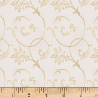 Fabricut Kazia Scroll Sesame