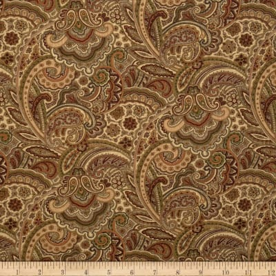 Fabricut Lost Maples Linen Blend Wineberry