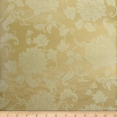 Fabricut Lupton Nonwoven Wallpaper Golden (Double Roll)