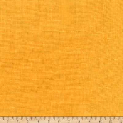 Fabricut Patterson Linen Antique Gold