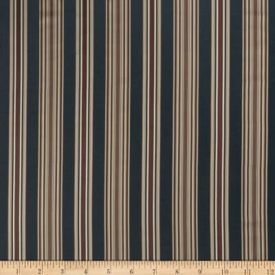 Fabricut Pomerol Stripe Faux Silk Uniform