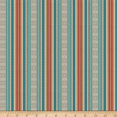 Fabricut Prequel Stripe Exotic