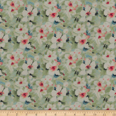 Fabricut Producer Floral Spring