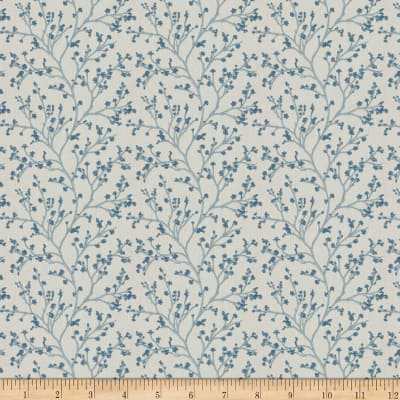 Fabricut Supporting Role Cornflower