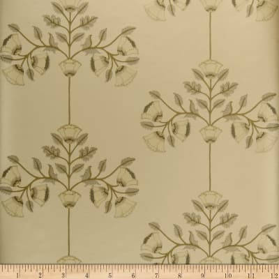Fabricut Vincent Wallpaper Light Gold (Double Roll)