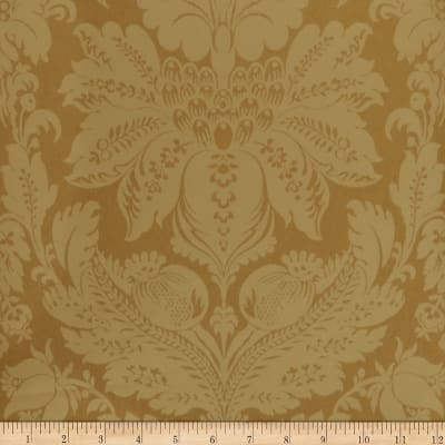 Fabricut Wethers Nonwoven Wallpaper Light Gold (Double Roll)