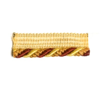 """Trend 1"""" 01356 Cord Trim Ginger"""