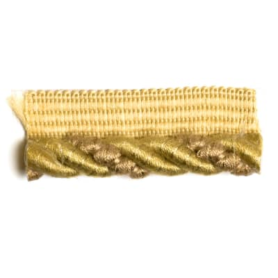 "Trend 3"" 01357 Cord Trim Wheat"