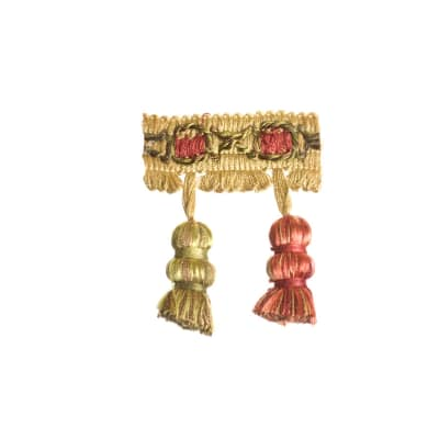 "Trend 2.5"" 01360 Tassel Fringe Document"