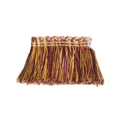 "Trend 2"" 01361 Brush Fringe Tuscan"