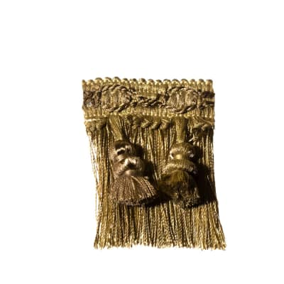 "Trend 1"" 01362 Bullion Fringe Wheat"