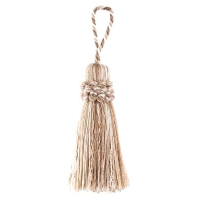 "Trend 4.5"" 01365 Cushion Tassel Natural"