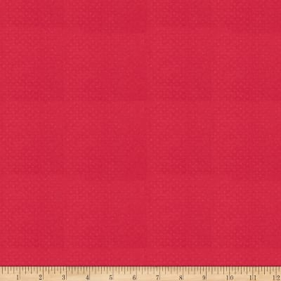 Trend 02465 Faux Silk Crimson