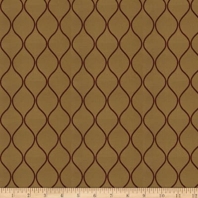 Trend 04251 Faux Silk Burgundy Nugget