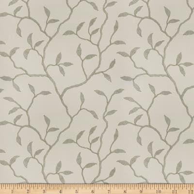 Trend 04253 Faux Silk Stone Ivory