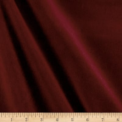 Acetex Cotton Velvet Merlot