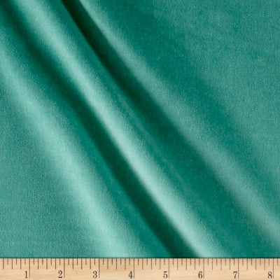 Acetex Cotton Velvet Seafoam