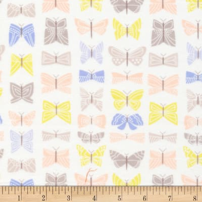 Cloud 9 Organic Flannel Field Day Flutter Multi