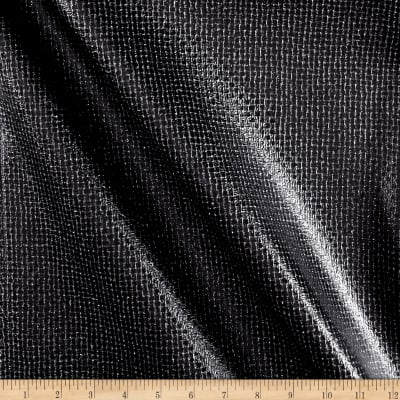 Fiesta Basketweave Vinyl Black