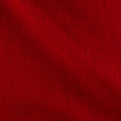 Shalimar Burlap Barn Red (Bolt, 15 yards)