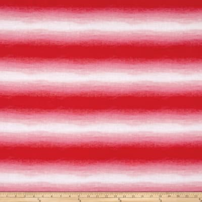 Cherish Ombre Stripe Red