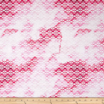 Cherish Ombre Lace Red