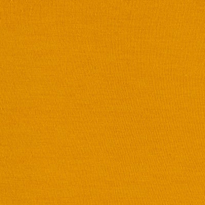 Fabric Merchants Stretch Jersey Knit Solid Mustard