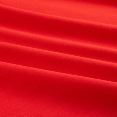 Fabric Merchants Stretch Jersey Knit Solid Orange
