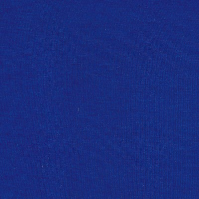 Fabric Merchants Stretch Jersey Knit Solid Cobalt