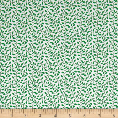 Liberty Fabrics Tana Lawn Ramble Green
