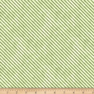 Wilmington Nature Study Stripe Green