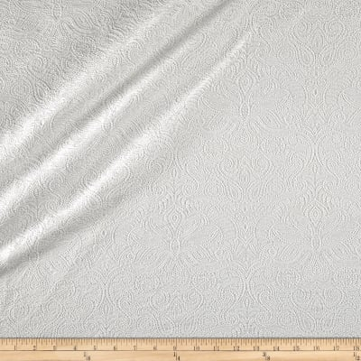 Textured Fancy Jacquard Ivory