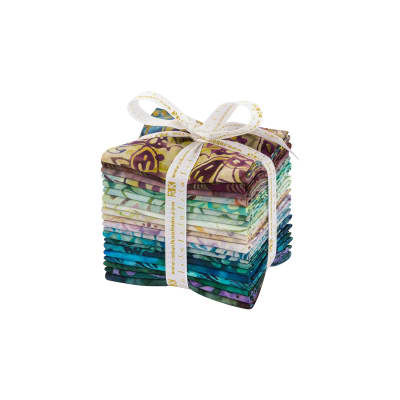 Kaufman Regal Fat Quarter Bundle Batik
