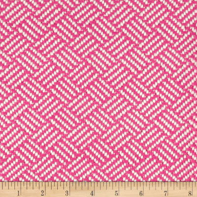 Ralph Lauren Outdoor Juta Weave Basketweave Magenta