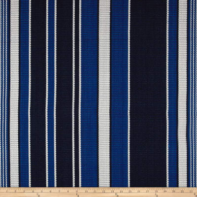 Ralph Lauren Home LCF68105F Outdoor Sagunto Beach Stripe Cobalt