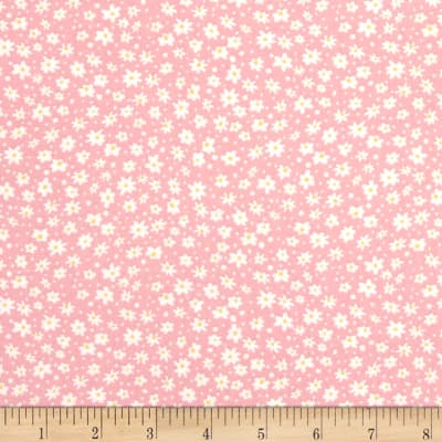 Penny Rose Mae Flowers Daisy Pink