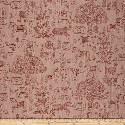 Justina Blakeney Fancy Forest Jacquard Boho