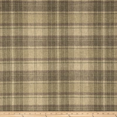 Ralph Lauren Home LCF68179F Eliott Plaid Melton Wool Teak