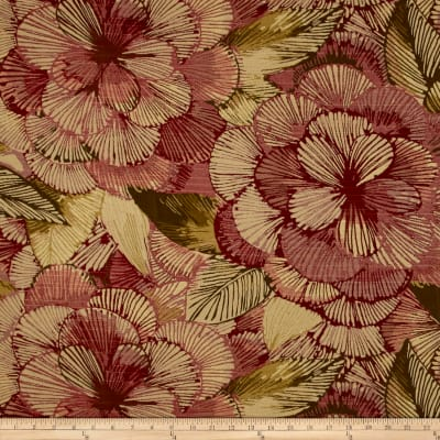Richloom Suzette Jacquard Rose