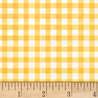 Smitten With Spring Gingham Butter