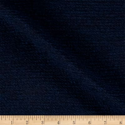 Telio Horizon Ribbed Double Knit Navy