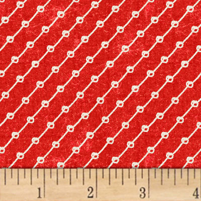 Shoreline  Rope Red