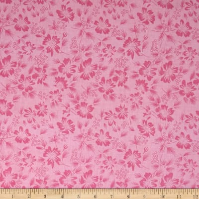 Garden Bouquet Muslin Carnation (Bolt, 10 Yards)